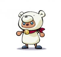 Buttery Bear